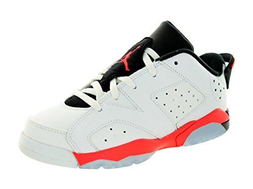 0269605f8f7d07 Nike Jordan Kids Air Jordan 6 Retro Low (PS) Basketball Shoe ...