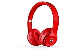 【国内正規品】Beats by Dr.Dre Solo2 Wireless 密閉型ワイヤレスオンイヤーヘッドホン Bluetooth対応 レッド