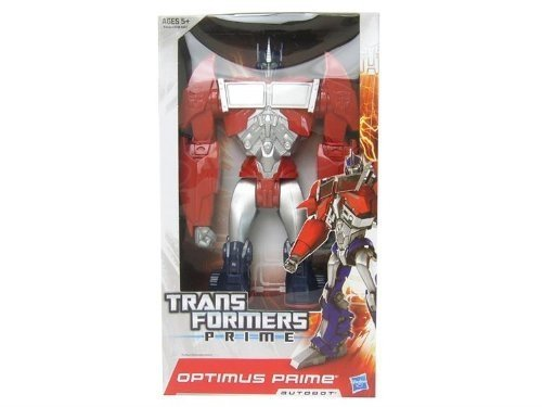 "Transformers Prime Optimus 12"" Action Figure"