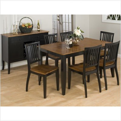 Oak dining room sets for sale buy 7 piece rectangular for 7 piece dining room sets on sale