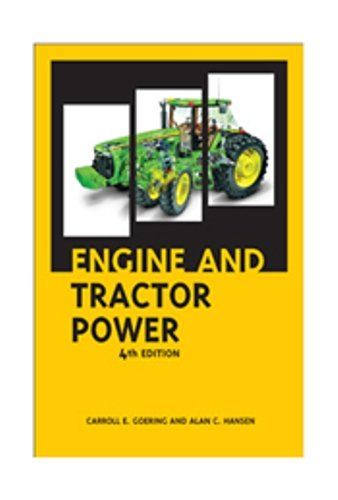 Engine And Tractor Power 4th Edition