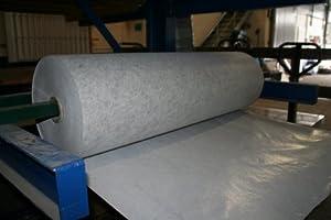 selbstklebendes Antikondensvlies (30m/36m²) zur Aufnahme von Schwitzwasser bei Trapezblech  BaumarktKundenbewertung und Beschreibung