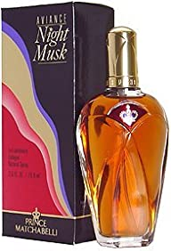 Aviance Night Musk By Prince Matchabelli, Extraordinary Cologne Natural Spray, 2.6 Oz