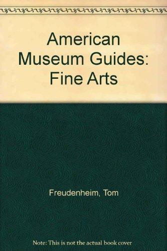 American Museum Guides: Fine Arts PDF