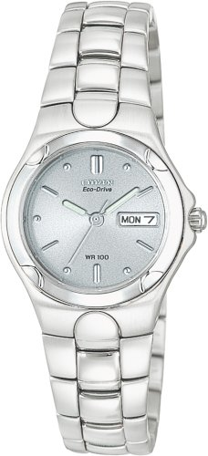 Citizen Women's EW3030-50A Eco-Drive Corso Stainless Steel Watch
