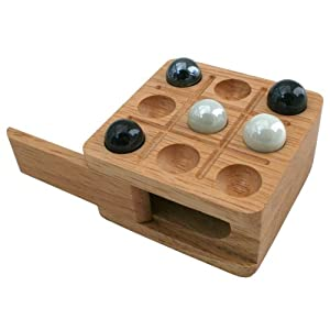 wooden marble games