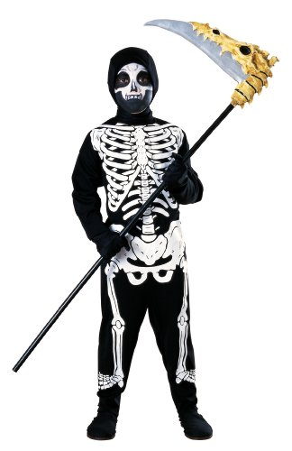 Skeleton Costume, Medium