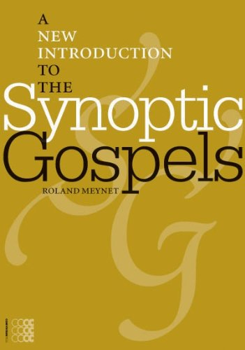 an introduction to the synoptic problem In the last few decades, the standard answers to the typical questions regarding the synoptic problem have come under fire, while new approaches have surfaced this up-to-date introduction articulates and debates the four major views.