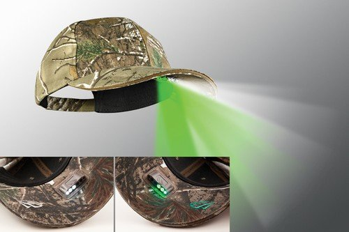 Panther Vision Realtree Camo Powercap  6 LED