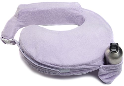 My Brest Friend Deluxe Pillow, Lilac