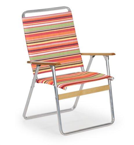 Telescope Casual The Original High Back Folding Arm Chair, Cantina