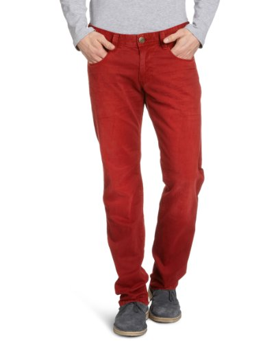 Jeans Marvin Slim baked apple red Tom Tailor W30 L32 Men's