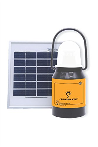 Andslite CP-12 Solar Lantern Emergency Light