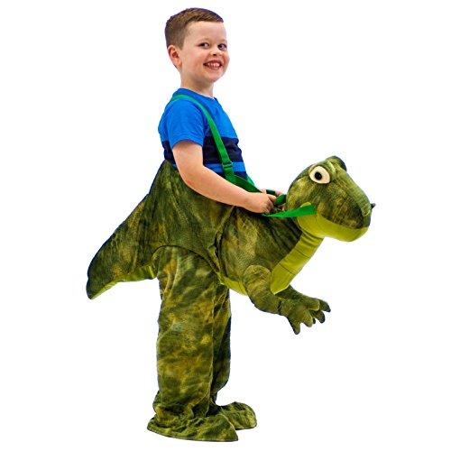 Dress-Up-Costume-Riding-enfants-Dinosaur-Dguisements-3-7-ans