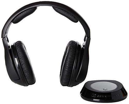 ゼンハイザー 密閉型ワイヤレスヘッドホン RS160【国内正規品】 -