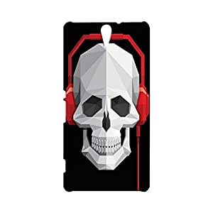 BLUEDIO Designer Printed Back case cover for Sony Xperia C5 - G1395
