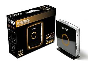 Zotac Mag Mini Nettop (Intel Atom 330 1.6GHz, 2GB RAM, 160GB HDD, nVidia Ion GPU, kein Betriebssystem)