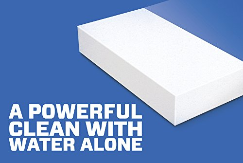 mr clean magic eraser cleaning pads 8 count box home garden household supplies shoe care tools. Black Bedroom Furniture Sets. Home Design Ideas