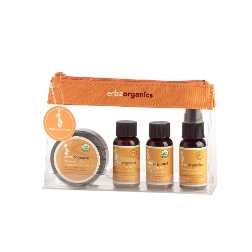 Erbaorganics Mommy to be travel kit 4.75 oz Bottle