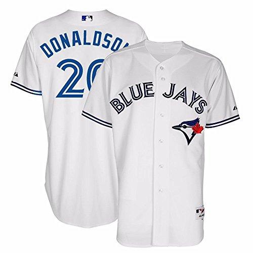 Josh Donaldson Toronto Blue Jays Authentic On-field Home White Jersey Men's (Josh Donaldson Blue Jays compare prices)