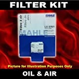 Filter Service Kit Oil,Air - Toyota Prius 1.5 Hybrid 00->03