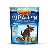 Zukes Hip Action Beef Dog Treat, 6.0 Ounce -- 12 per case.