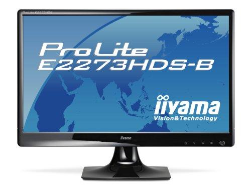 iiyama ProLite E2273HDS 22 inch LED Monitor