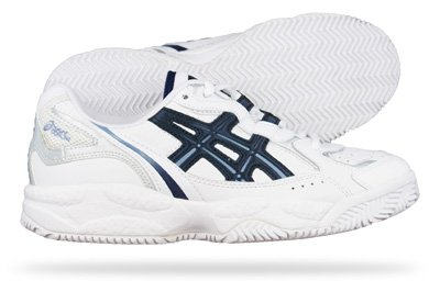 New Asics Gel Chart Womens Tennis sneakers - White