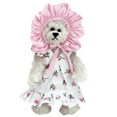 TY Attic Treasure - ROSALIE the Bear - 1