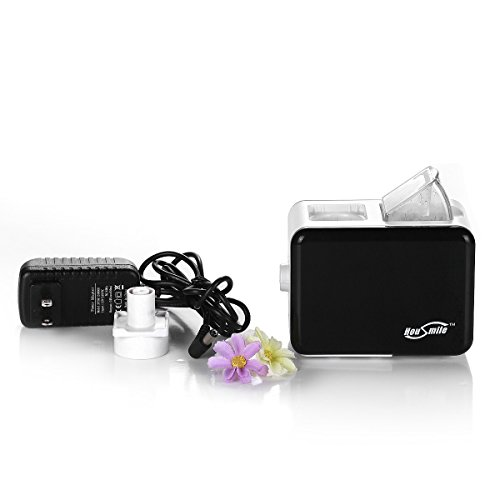 Housmile portable miniature whisper quiet cool mist water for Living room humidifier