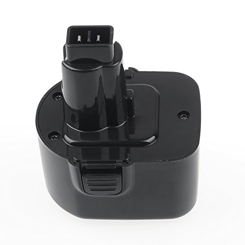 415OpWQd5yL - BEST BUY #1 Vinteky® [12.00V 1300mAh Ni-Cd] Power Tools/Cordless Drill Battery for BLACK & DECKER A9252 A9275 KC1251CN