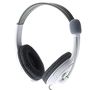 XB3028 Fashion Super-Bass Headphones With MIC FOR MICROSOFT XBOX,360 LIVE
