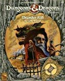img - for Thunder Rift (Accessory, Dungeons and Dragons Game) book / textbook / text book