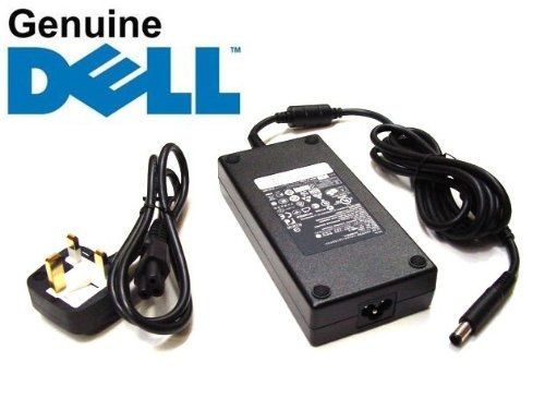 Genuine Original Dell 180w 19.5v 9.23a Alienware Inspiron Latitude Xps Precision Notebook, Laptop Ac Adapter , Power Supply Charger , Complete With UK Mains Power Cable , Dell P/ns : 74x5j , Jvf3v