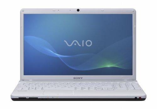 Sony VAIO VPC-EB46FX/WI 15.5-Inch Widescreen Entertainment Laptop (White)