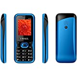 I KALL K12 Dual Sim Wireless FM Supported Multimedia Mobile- Blue