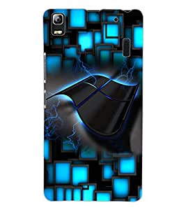 ColourCraft Printed Design Back Case Cover for LENOVO K3 NOTE