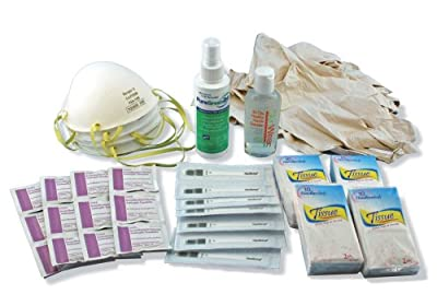 Ready America 74220 Pandemic Response Kit, Family Pack from Ready America