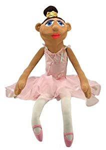 Melissa & Doug Full-Body Ballerina Puppet by Melissa & Doug
