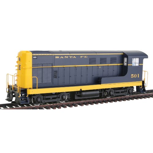 Walthers PROTO 2000 HO Scale Fairbanks-Morse H10-44 Powered Standard DC - Atchison, Topeka And Santa Fe #501