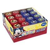 Mickey Mouse Clubhouse Party Favors - 16 ct bubble makers