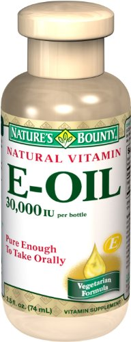 Nature's Bounty E Oil 30,000IU, 2.5 Ounce (Pack of 2) SALE