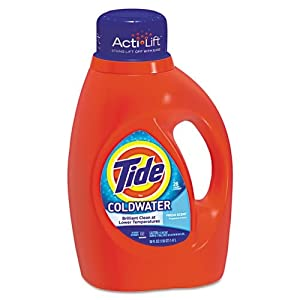 Procter & Gamble Tide 50-oz. Coldwater Fresh Scent Liquid Detergent