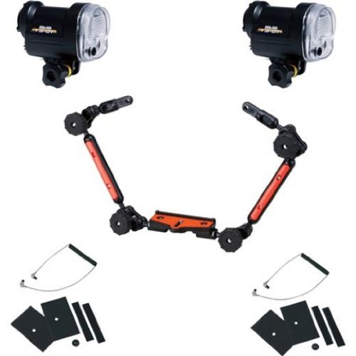 Sea & Sea YS-01 Strobe Dual Lighting Package