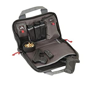 G.P.S. Double Pistol Case, Black