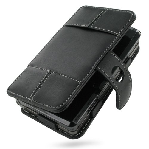 PDair BX1 Black Leather Case for Nintendo 3DS
