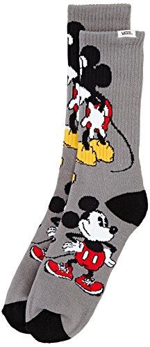 Vans, Calzini Uomo, Multicolore (Mickey Mouse), Taglia unica