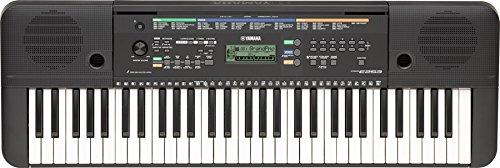 Yamaha-PSR-E253-KeyboardSet-III-con-soporte-auriculares-y-banco