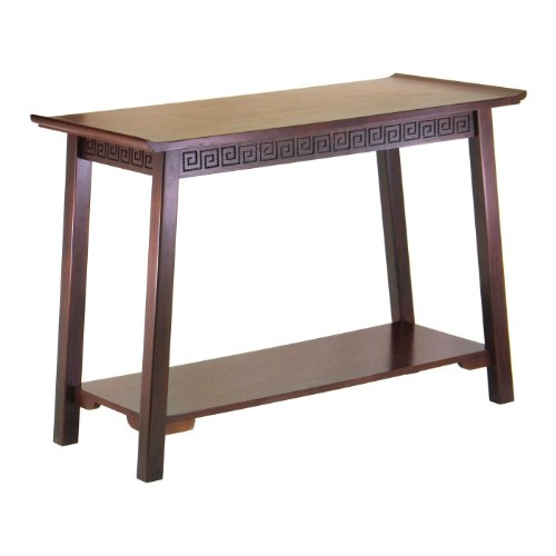 Cheap Chinois Console / Hall Table with shelf (B004GVW4FS)