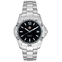 TAG Heuer Men s WAF1110 BA0800 2000 Aquaracer Quartz Watch